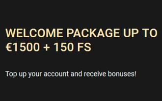 1xSlots Casino Welcome Bonus