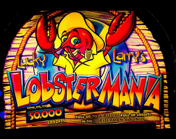 Free slot machine lobstermania