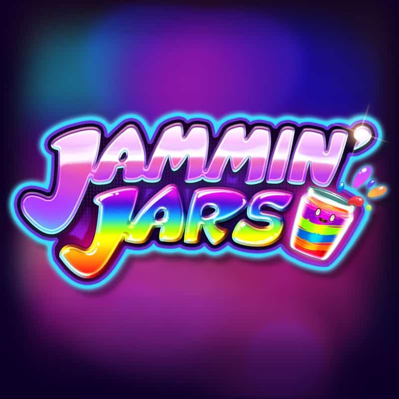 Jammin Jars slot machine push gaming