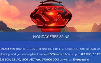 BitcoinPenguin Casino Free Spins