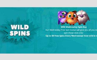 CryptoWild Casino Free Spins Bonus
