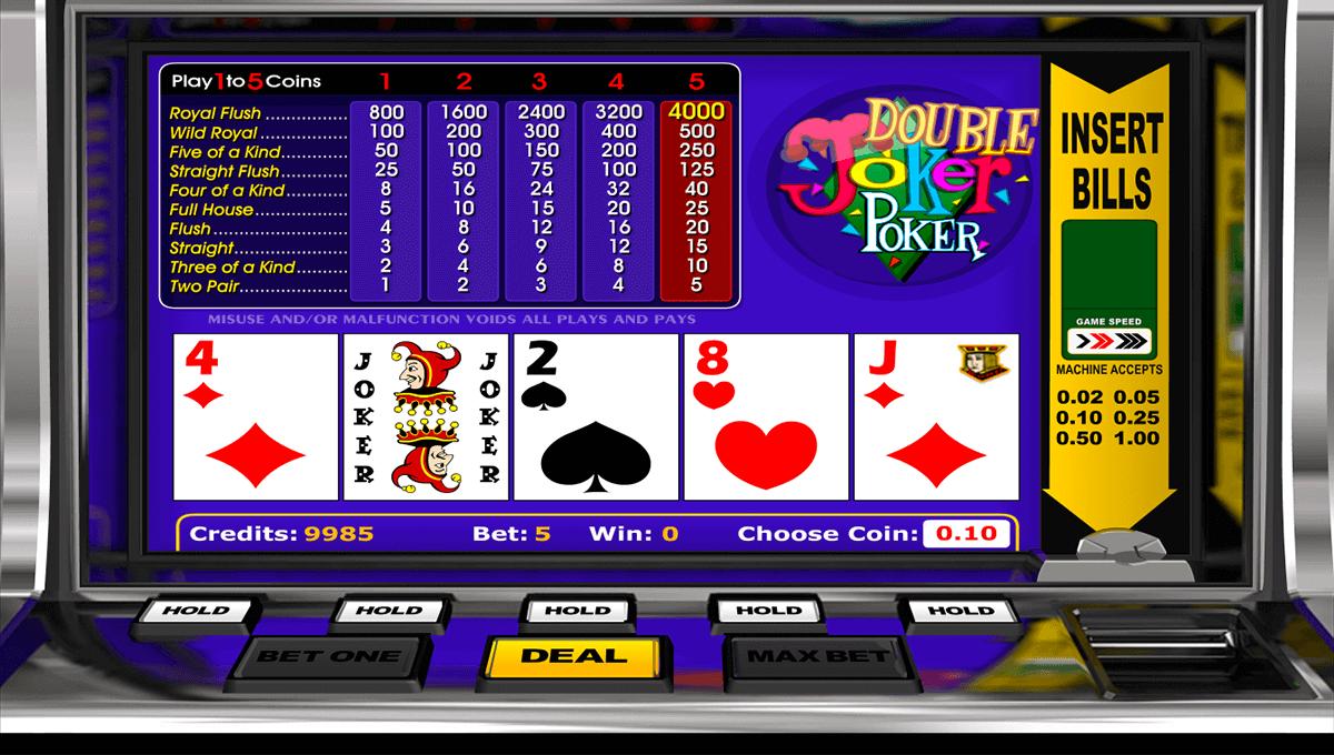 Покер онлайн с джокером игры в карты играть