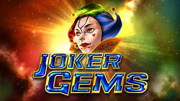 logo Joker Gems Slot