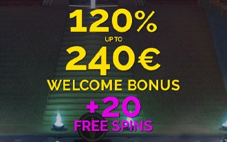MonteCryptos Bitcoin Casino Welcome Bonus
