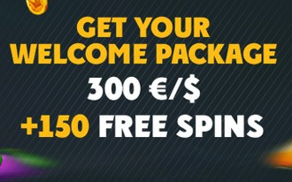 PlayAmo Casino Welcome Bonus