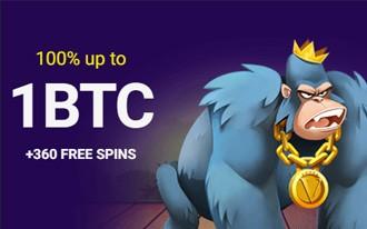 VegasCasino.io Casino Free Spins